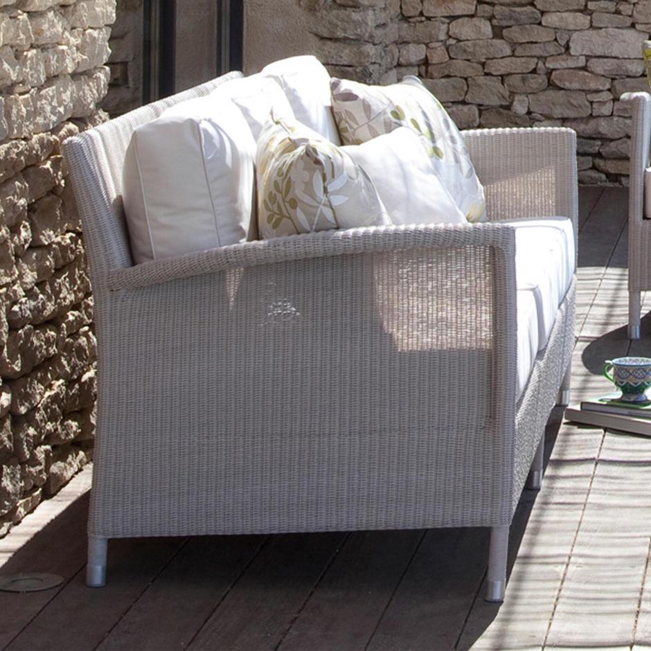 Safi Outdoor Lounge 3 Seater Sofa