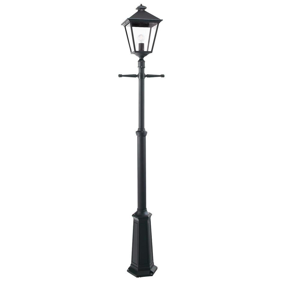 Turin Grande Outdoor Single Post Lanterns