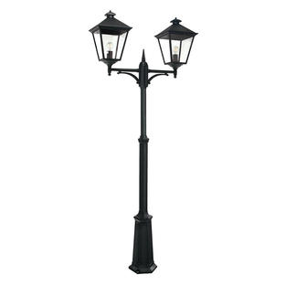 Turin Grande Outdoor Twin Post Lantern