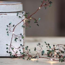 Gemstone Jade Effect String Light