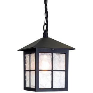 Winchester Outdoor Hanging Chain Lantern