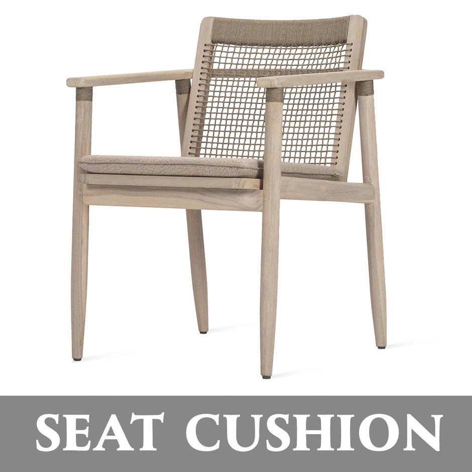David Dining Armchair Seat Cushion