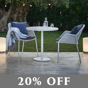 Breeze Outdoor Stacking Dining Chairs