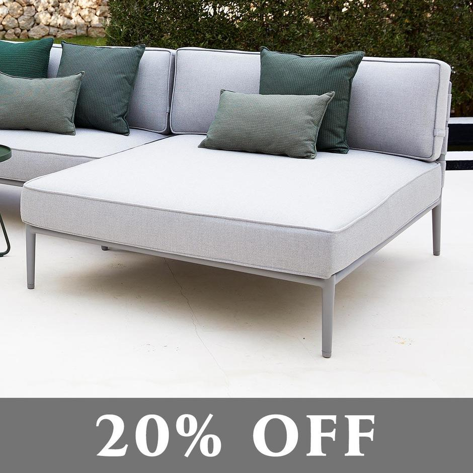 Conic Air Touch Daybed Module