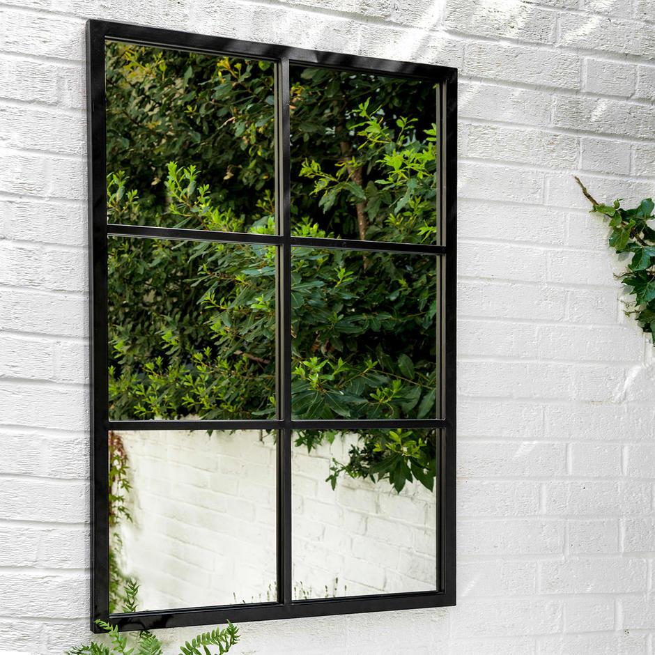 Outdoor Rectangular Window Mirror