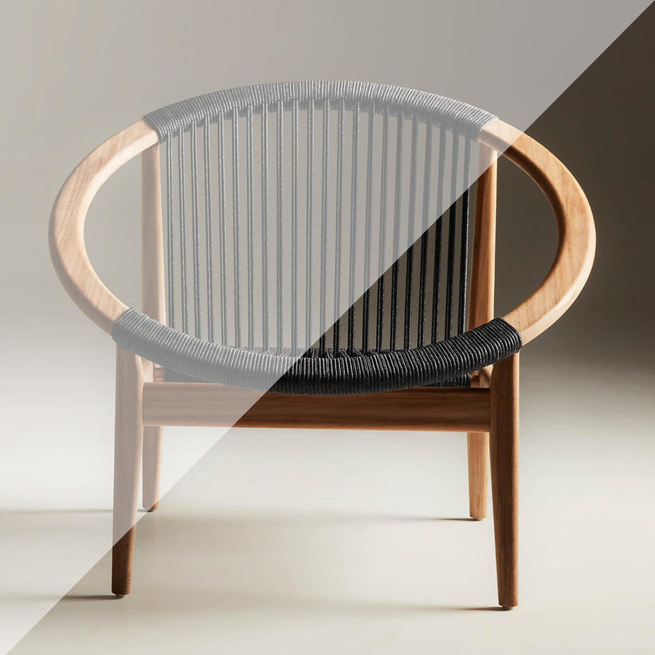 Protective Cover for Frida Lounge Chair