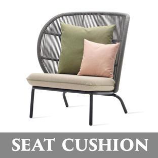 Kodo Lounge Chair Seat Cushions