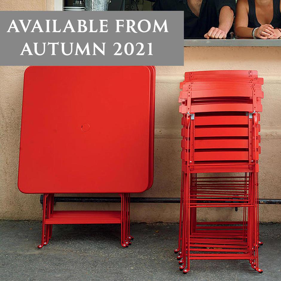 Bistro+ 71cm Square Tables