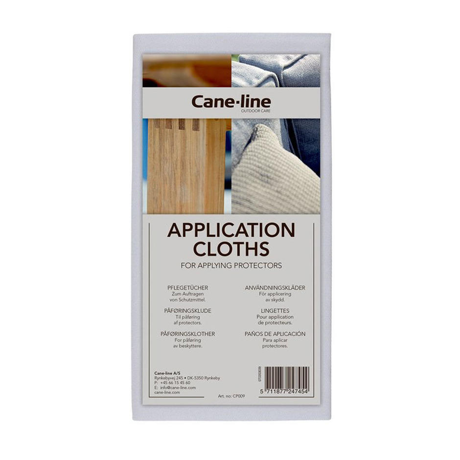 Application Cloths by Cane line