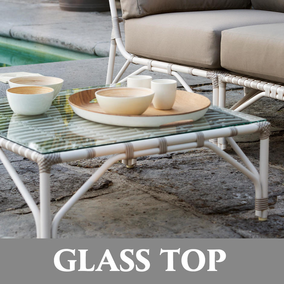 Lucy Modular Glass Table Top