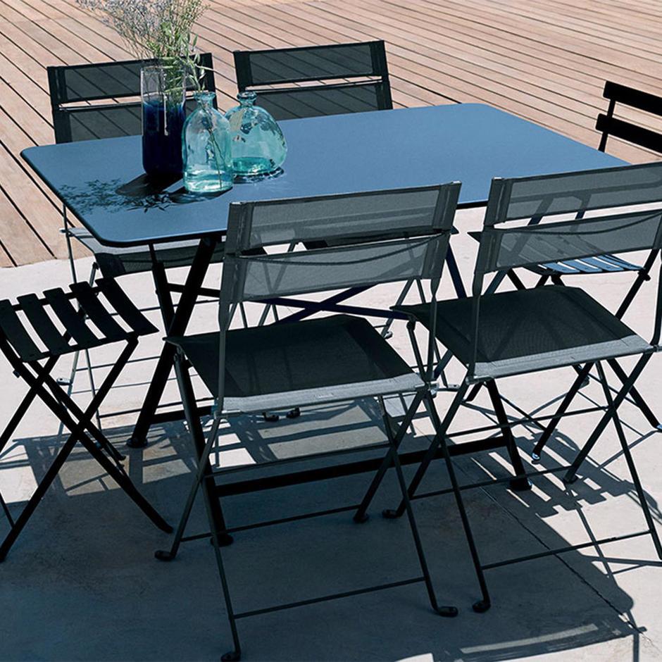 Cargo Folding Dining Table 128 X 90cm