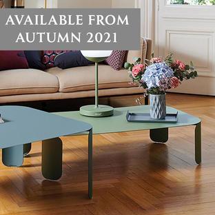 Bebop Rectangular Low Tables - 29cm High