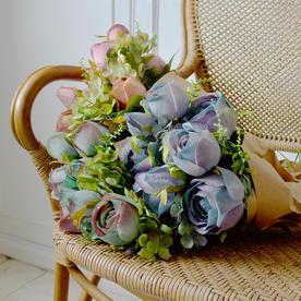 Rose and Hydrangea Mixed Spray