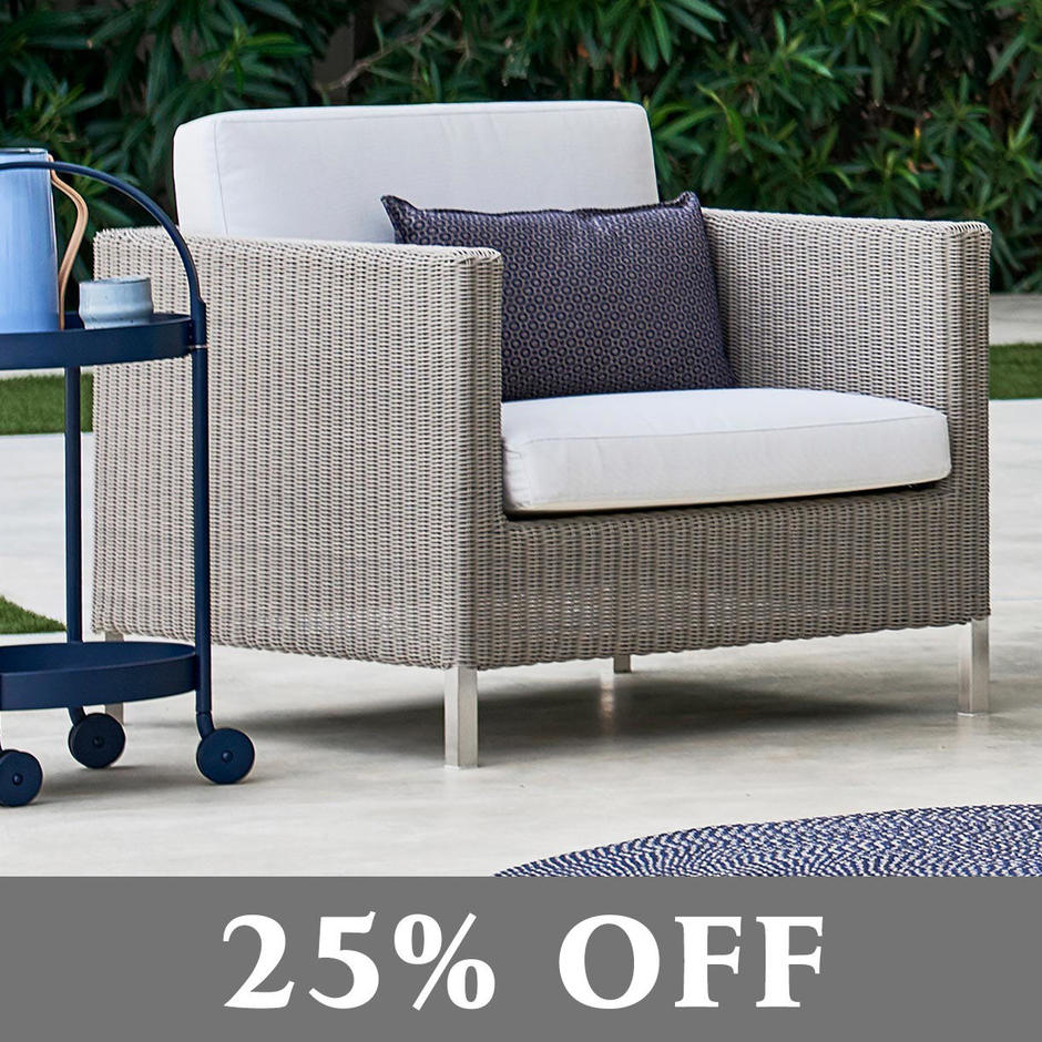 Connect Outdoor Lounge Chair