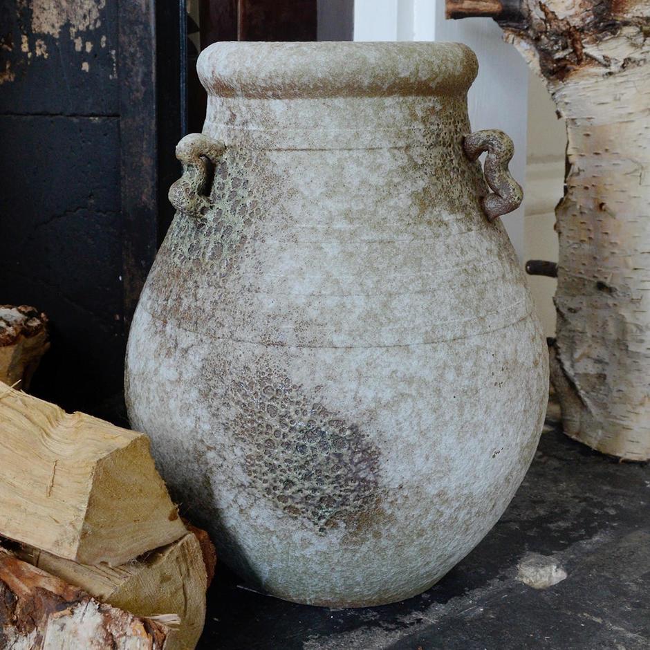 Rustic Urn Pot