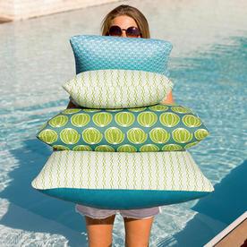 Envie D'Ailleures Pasteques Cushions