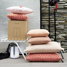 Lorette Outdoor Cushions