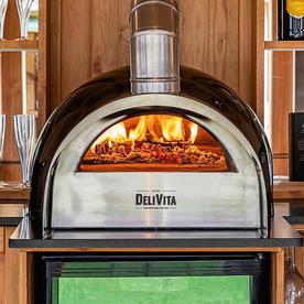 DeliVita Pizza Oven Chimney