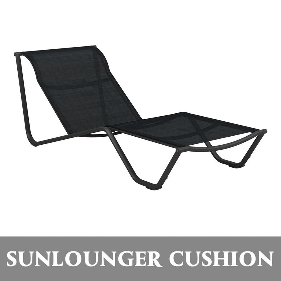 Seat & Back Cushion for Helio Fixed Loungers