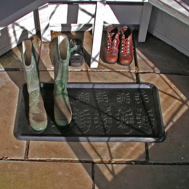 buy muddy boot drip tray the worm that turned