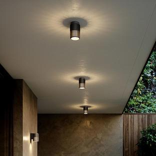 Matrix Outdoor Ceiling Lights