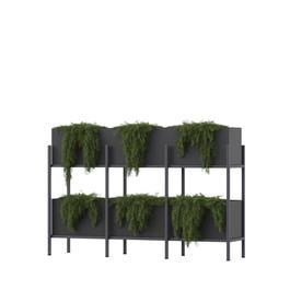 Green Wall Screen Planters