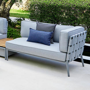 Conic Air Touch 2-Seat Sofa Left Module