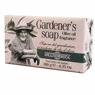 Gardener's Olive Oil Soap Scrub