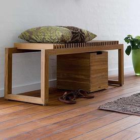 Cutter Storage Benches and Boxes