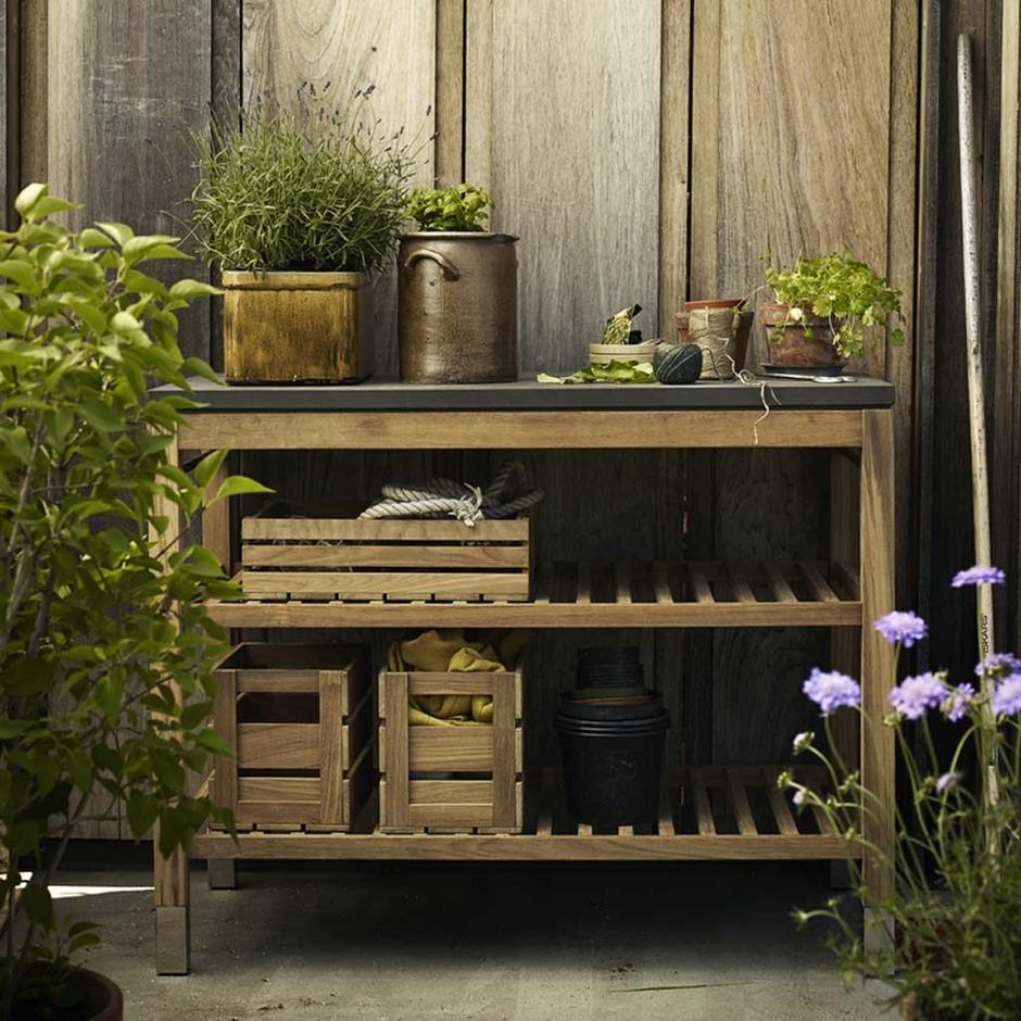 Pantry Outdoor Work Table