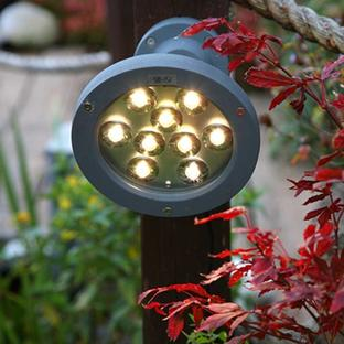 Garden Zone Beta Plug & Go Spotlights