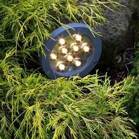 Garden Zone Beta Plug & Go Spotlights