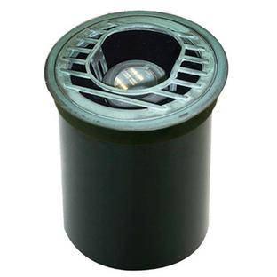 Garden Zone Bronze Plug & Go Tiltable Spot Light