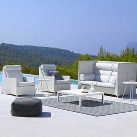 Diamond Outdoor Lounge