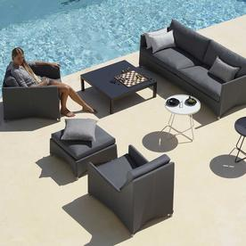 Diamond Outdoor Lounge