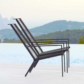 Edge Rope Lounge Chair