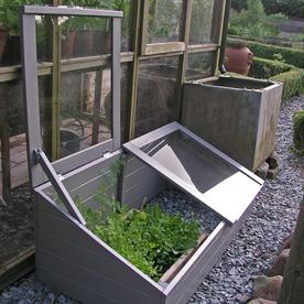 Wooden Coldframe