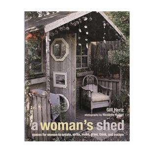 A Woman's Shed