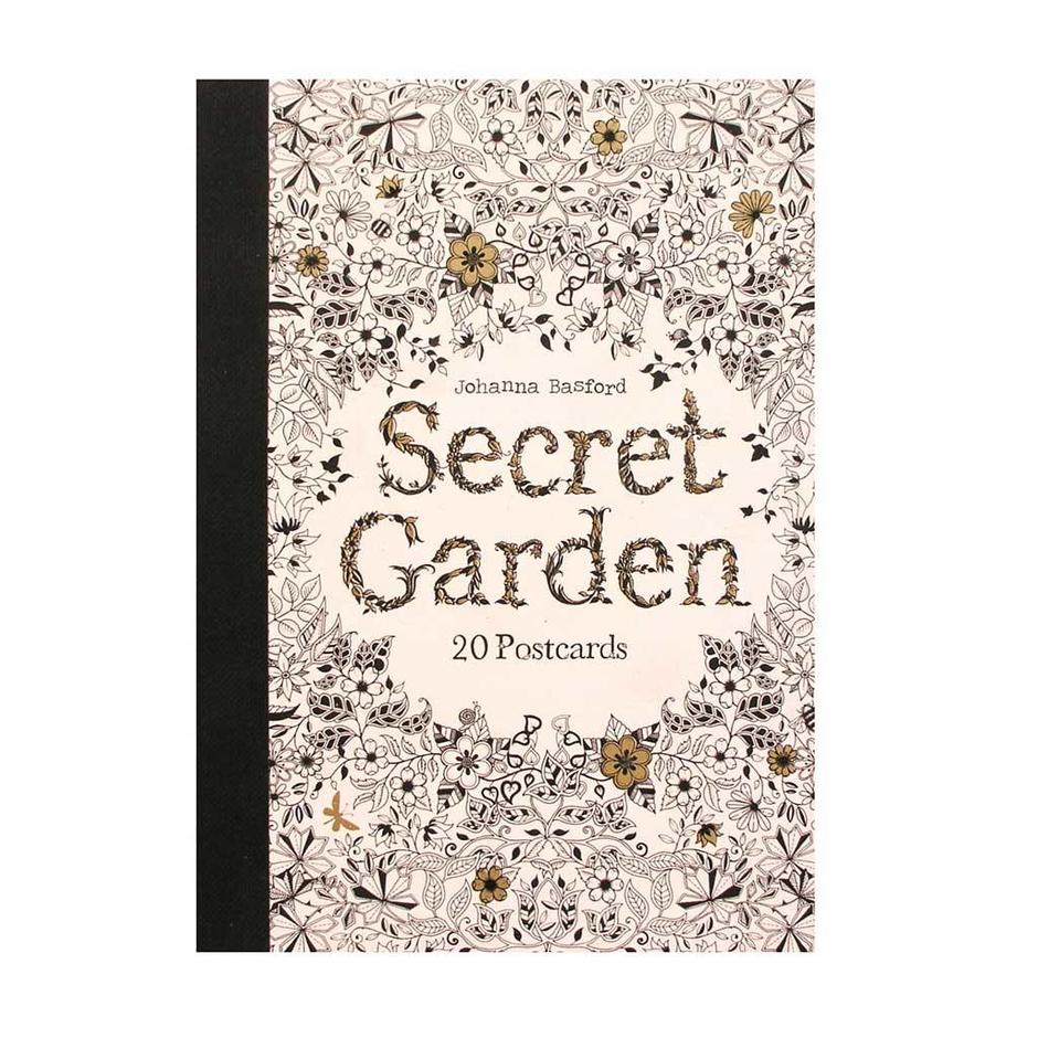Secret Garden - 20 Postcards