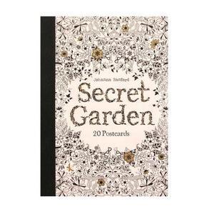 Secret Garden - 20 Postcards