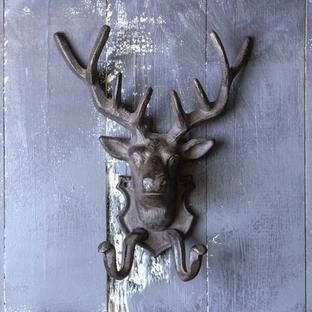 Deer Coat Hook