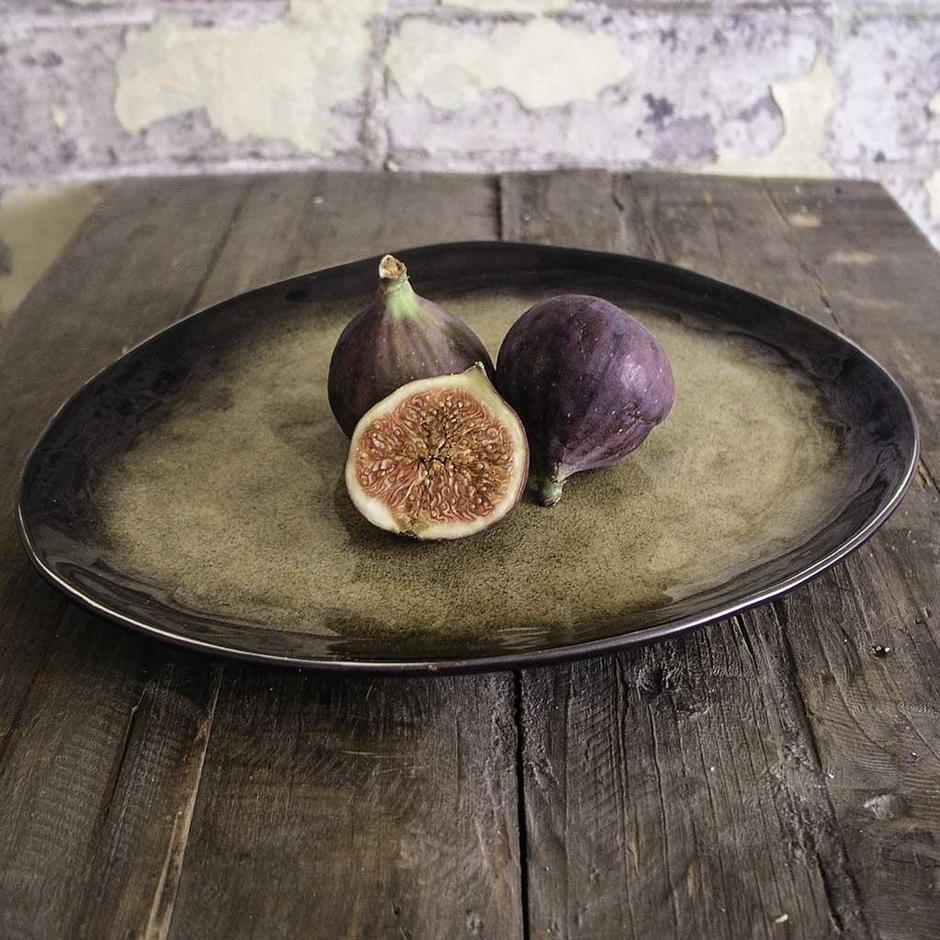 Pure Oval Plate