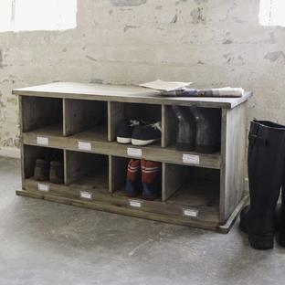 Chedsworth Shoe Locker