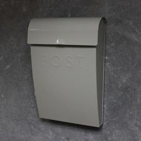 Lockable Post Box Clay
