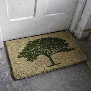 Coir Oak Tree Doormat