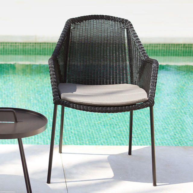 Brilliant Buy Breeze Outdoor Dining Chairs By Cane Line The Worm Unemploymentrelief Wooden Chair Designs For Living Room Unemploymentrelieforg