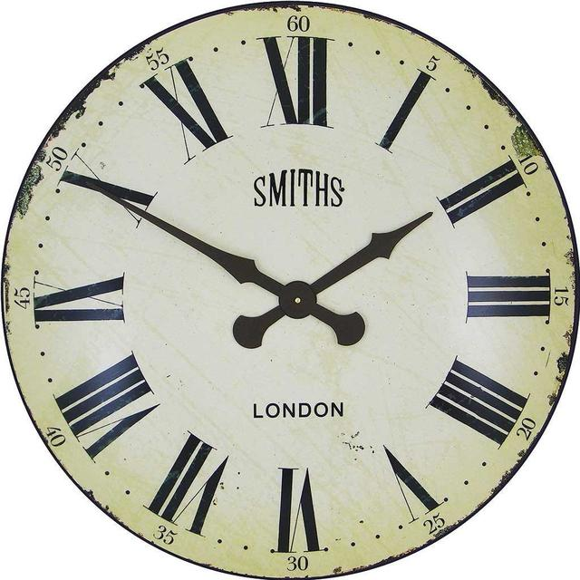 buy smiths extra large clock the worm that turned. Black Bedroom Furniture Sets. Home Design Ideas