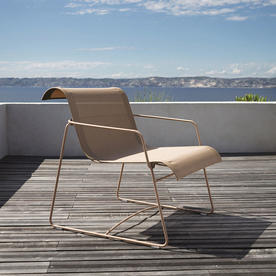 Ellipse Outdoor Contemporary Seating