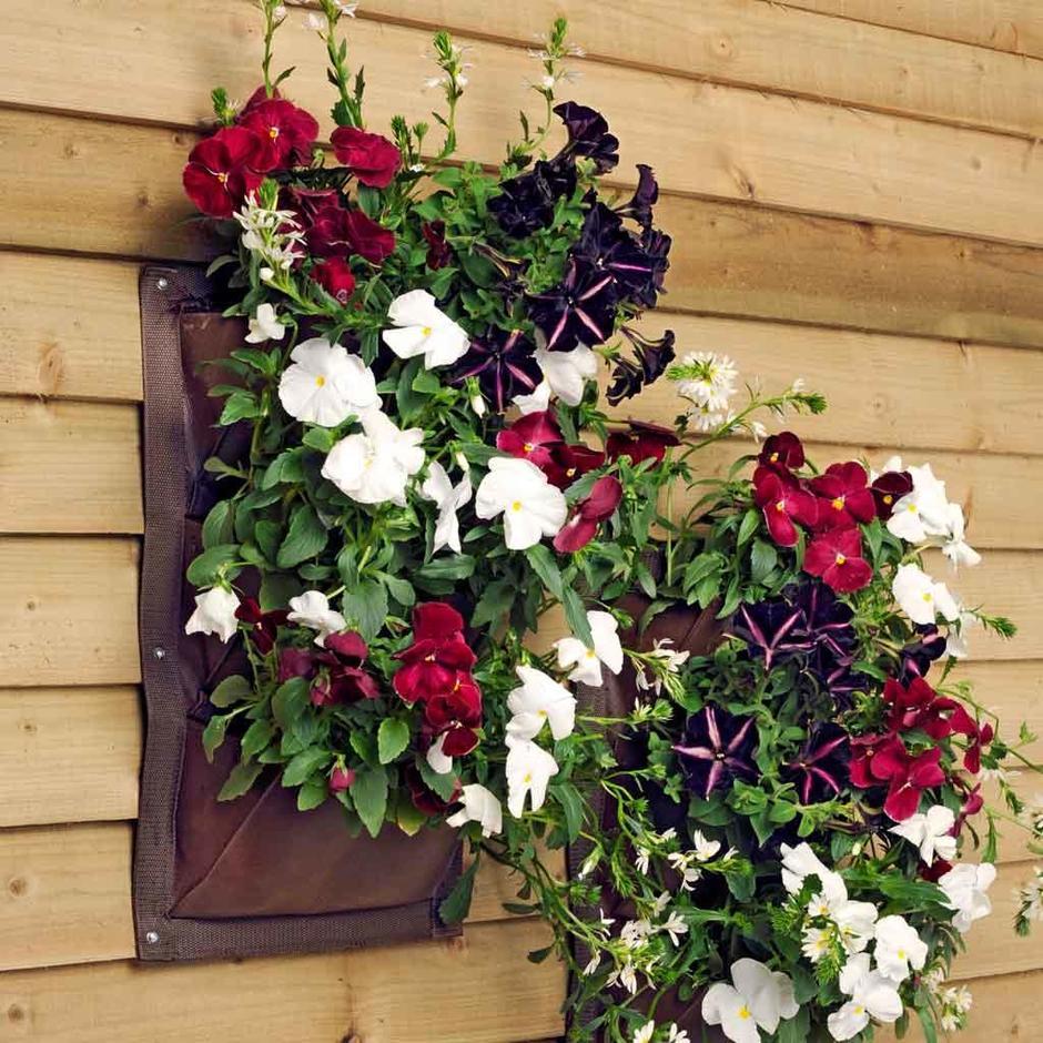 Vertical Wall Planter