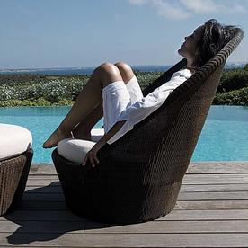Kingston Woven Sunchair